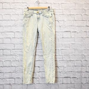 CURRENT / ELLIOT Distressed Stiletto Jeans